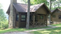 Cabin at SSSP