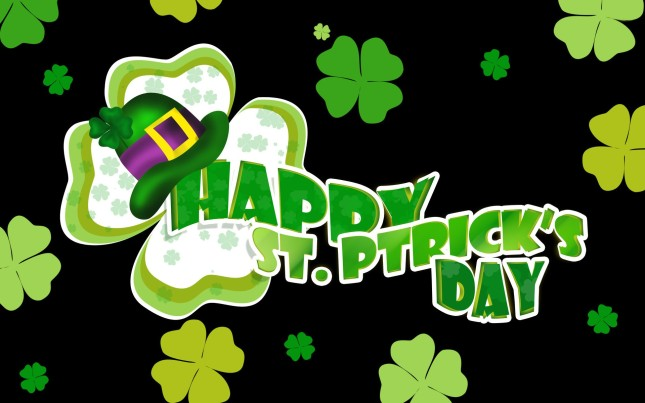 Happy St Patrick's Day 2015