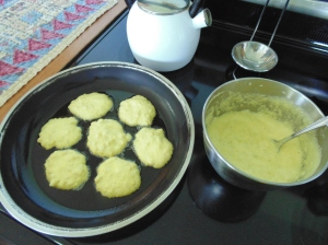 Corn Fritters 1