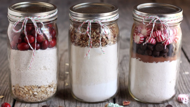 mason jar mixes