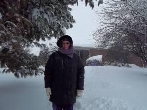 Me - Snow 2016