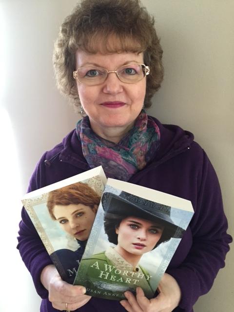 Susan Anne Mason