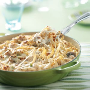 turkey-fettuccine